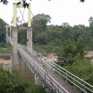 สะพานแขวนแก่งตะนะ