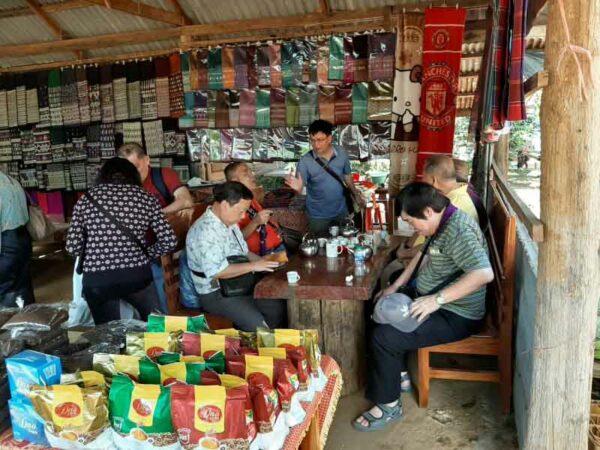 ชิมชากาแฟฟรี